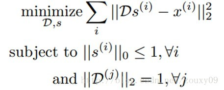 Deep Learning论文笔记之(一)K-means特征学习